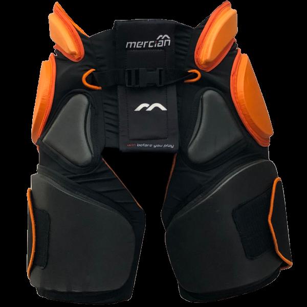 Mercian Evolution 0.1 Girdle Black/Orange (2018)