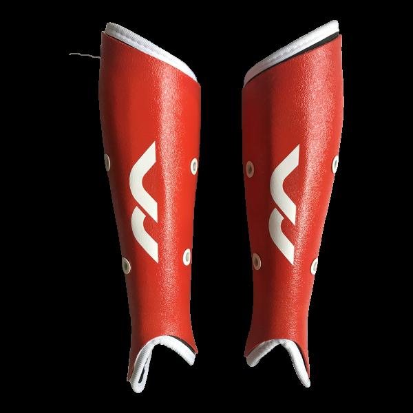 Mercian Genesis 0.2 Shinguards (Red)