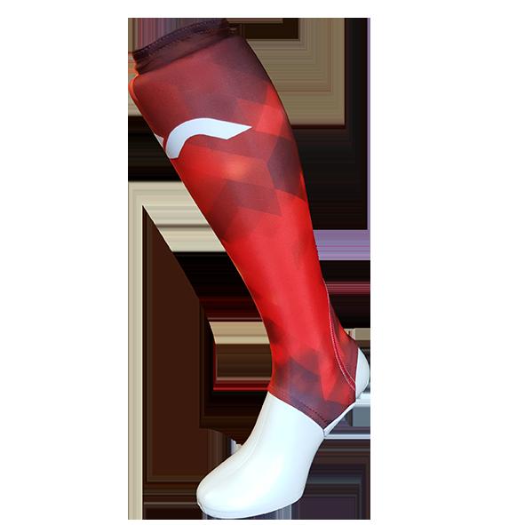 Mercian Shin Liner Red